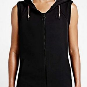 0a6f4c29579c Nike Tops - Nike Court Hooded Sleeveless Tennis Vest